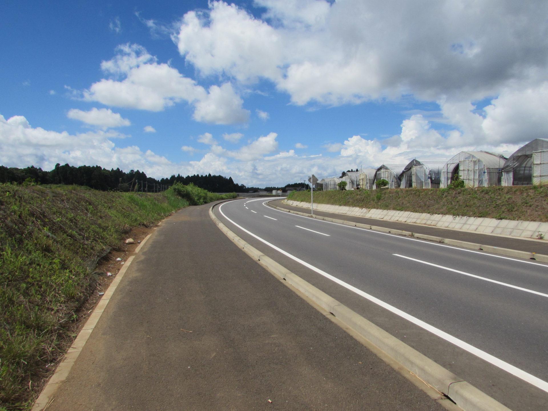県道成田小見川鹿島港線